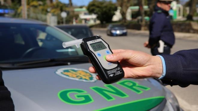 GNR na estrada com Operação Baco