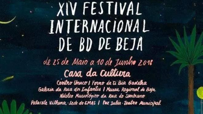Beja recebe 2º dia do Festival Internacional de BD de Beja