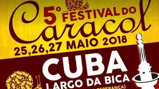 Adiado Festival do Caracol