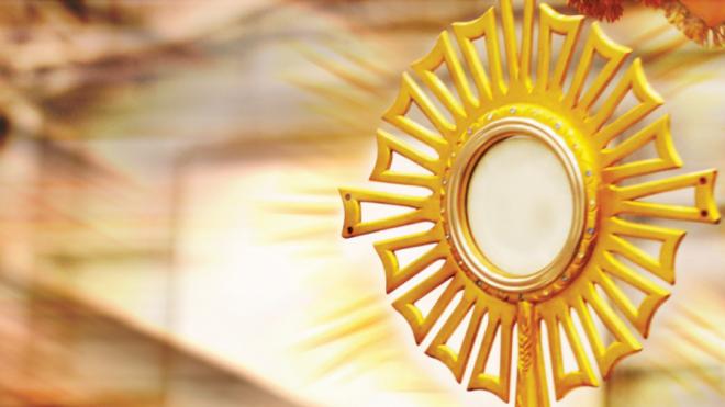 Hoje é feriado comemora-se o Dia de Corpo de Deus