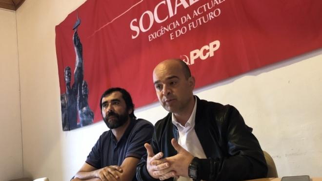 PCP quer avanço urgente de remodelação e ampliação do Hospital de Beja
