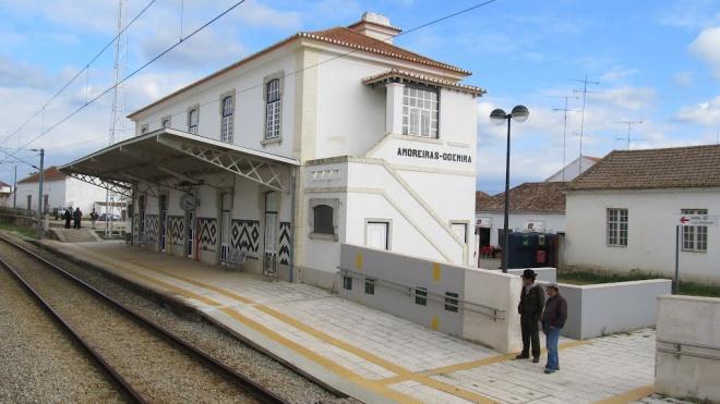 """Estação Ferroviária """"Amoreiras-Odemira"""" reabre em Julho"""