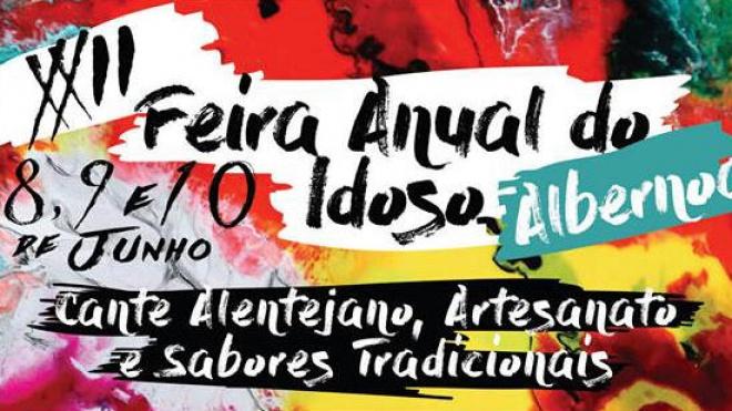 XXII Feira Anual do Idoso em Albernoa