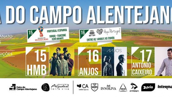 Aljustrel prepara Feira do Campo Alentejano