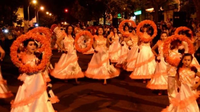 Encontro de Marchas em Pedrogão do Alentejo