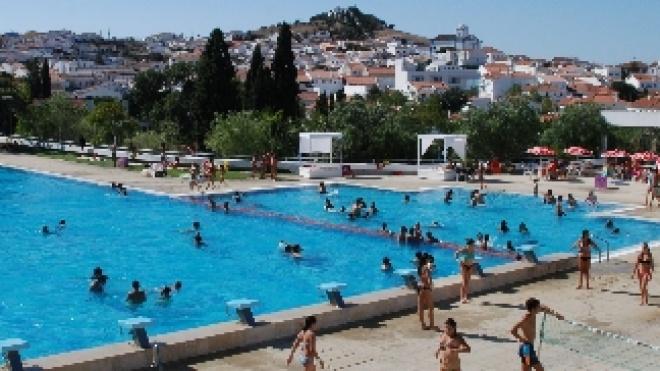 Prova oficial de natação, festival aquático e Run Fit em Aljustrel