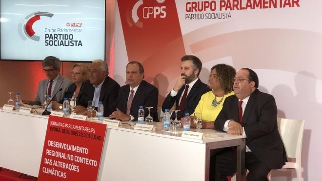 António Costa deixou os baixo alentejanos sem respostas