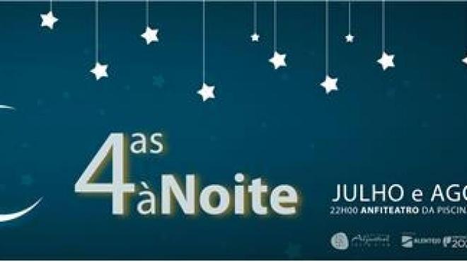 "Aljustrel recebe musical nas ""4ªs à Noite"""