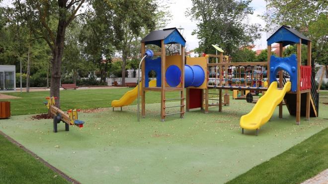 Concluídas obras no Jardim Municipal de Serpa