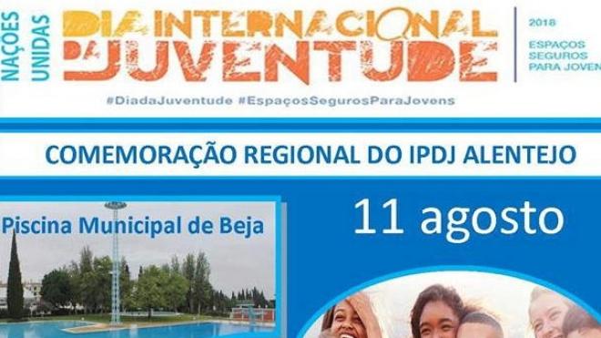 Beja assinala Dia Internacional da Juventude
