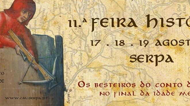 Serpa regressa ao passado com a 11ª Feira Histórica