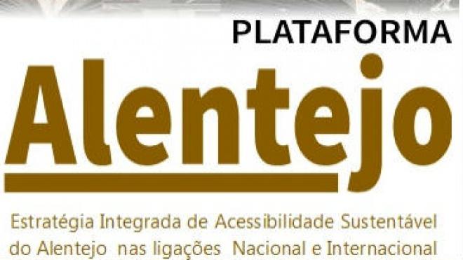 """Plataforma Alentejo """"expetante"""" com o considerado no PNI 2030"""