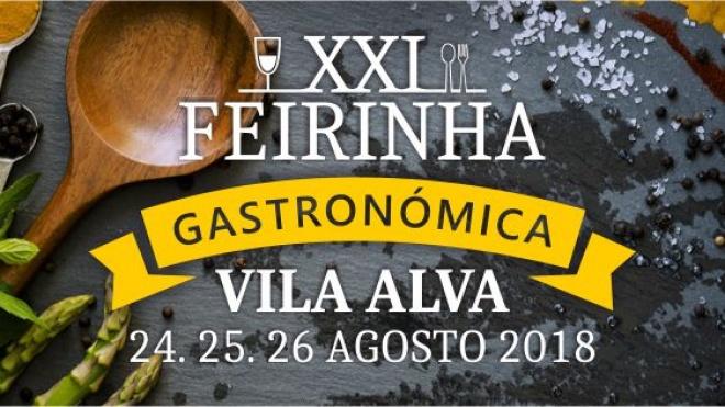 XXI Feirinha Gastronómica em Vila Alva