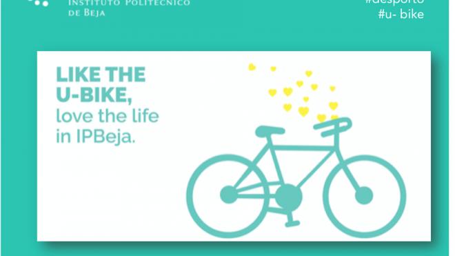 IPBeja disponibiliza 200 bicicletas à comunidade académica