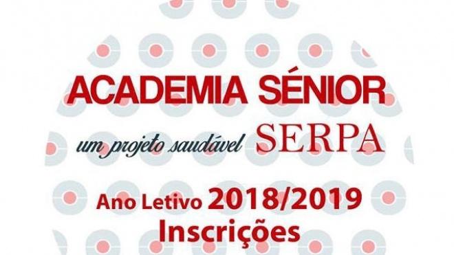 Academia Sénior de Serpa com inscrições abertas
