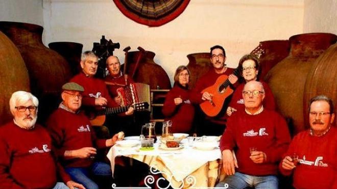 """Apresentação do CD """"Vinho de Talha"""""""