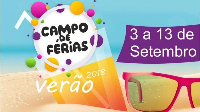 Alvito promove 2ª edição do Campo de Férias de Verão