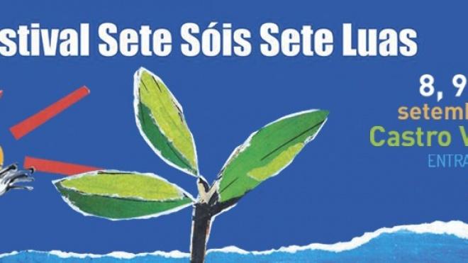 Castro Verde recebe Festival Sete Sóis Sete Luas