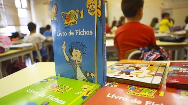 Ourique oferece livros de fichas aos alunos do 1º ao 9º ano