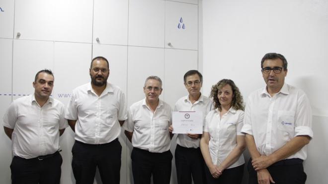 EMAS recebe certificado de qualidade no serviço de atendimento