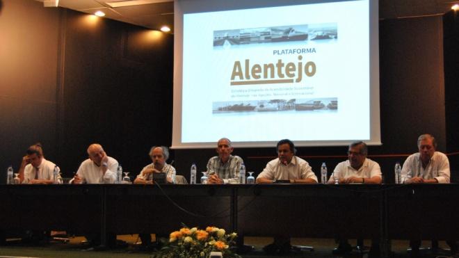 Plataforma Alentejo realiza sessão pública em Beja neste sábado
