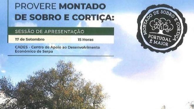 Plano de Internacionalização para o Montado de Sobro e Cortiça apresentado em Serpa