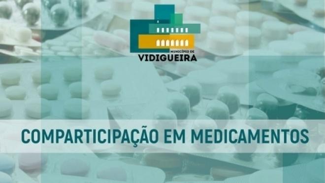 Vidigueira tem candidaturas abertas para comparticipação de medicamentos