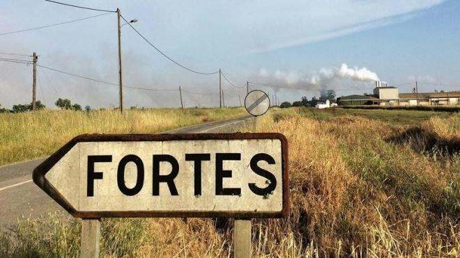 Qualidade do ar em Fortes vai continuar a ser monitorizada