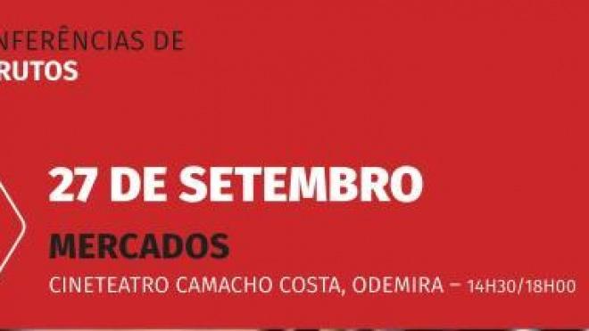 """Conferência sobre """"Mercados"""" dos Pequenos Frutos em Odemira"""