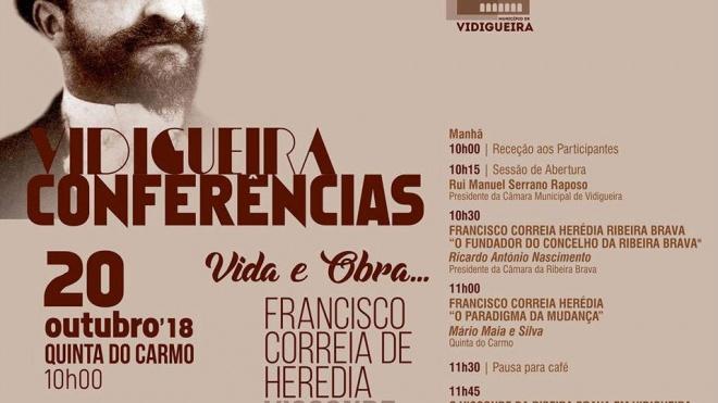 Conferência sobre o Visconde da Ribeira Brava