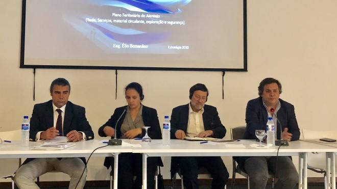 Plataforma Alentejo promove seminários em Évora e Lisboa