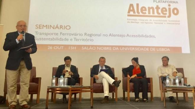 Lisboa recebe hoje seminário promovido pela Plataforma Alentejo