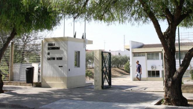 Castro Verde: Acordo entre a autarquia e o Governo para obras na Escola Secundária