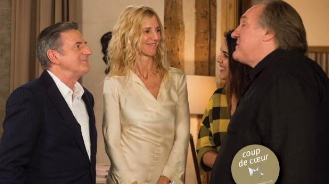 Festa do Cinema Francês propõe comédia dramática