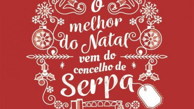 Serpa: campanha de Natal junto do comércio local