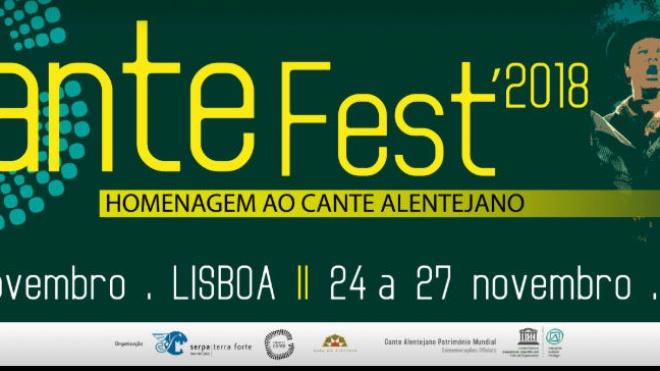Cante Fest 2018 começa hoje em Lisboa