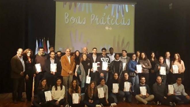 Beja recebe Prémio Boas Práticas de Voluntariado Jovem