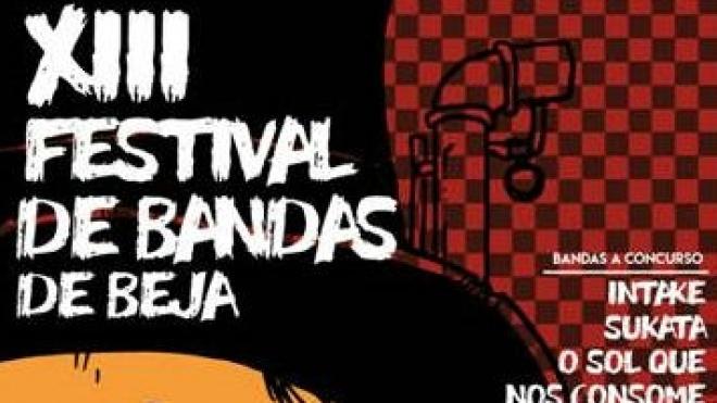 XIII Festival de Bandas de Beja hoje na Casa da Cultura