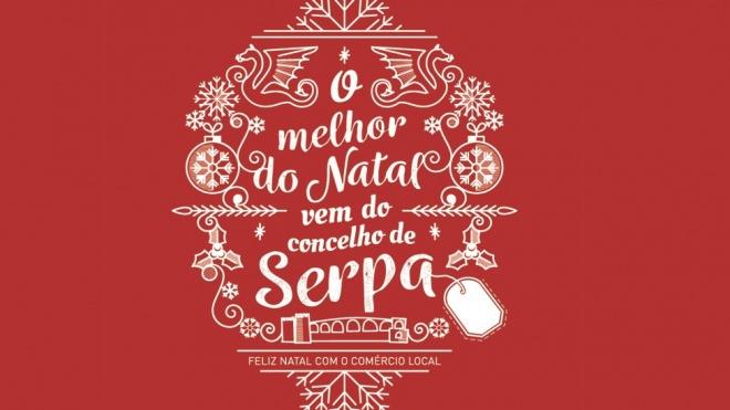 """""""Feliz Natal com o Comércio Local"""" em Serpa com propostas para hoje"""