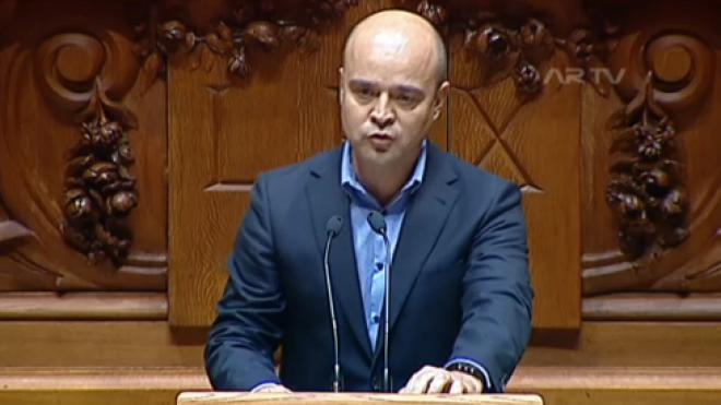 João Dias faz balanço do trabalho realizado na Assembleia da República