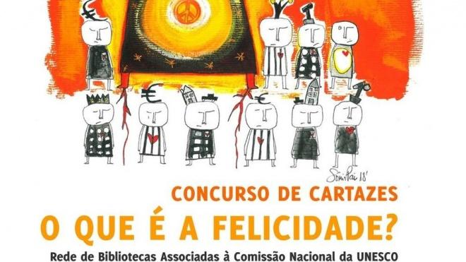 Biblioteca de Serpa coorganiza concurso para realização de cartaz