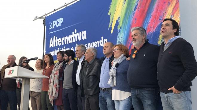 Jerónimo de Sousa regressou à Vidigueira para evocar vitória autárquica