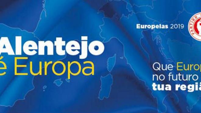 """Rumo às Europeias 2019 """"arranca"""" em Beja"""