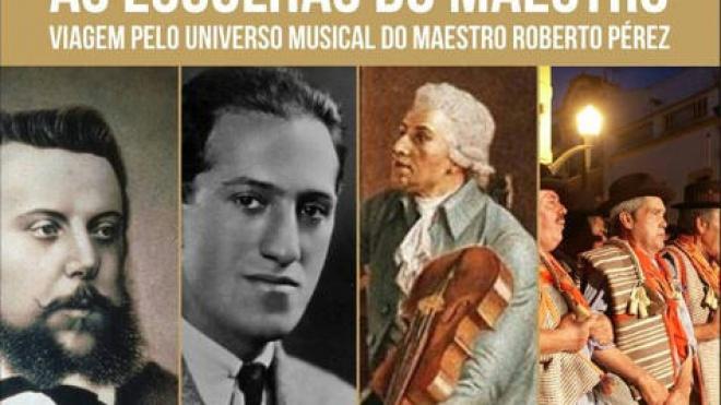 As Escolhas do Maestro apresenta hoje a sua 3º sessão na Biblioteca de Beja