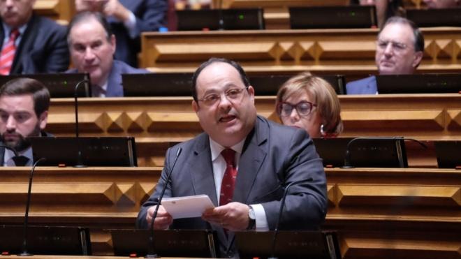 """Pedro do Carmo: """"2021 é para ultrapassar a pandemia e de retoma da economia"""""""