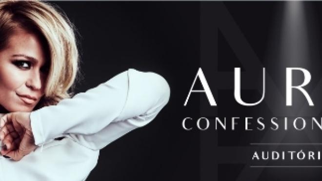 "Aurea apresenta ""Confessions tour"" em Aljustrel"