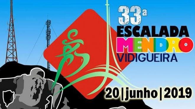 33ª Escalada do Mendro em Vidigueira