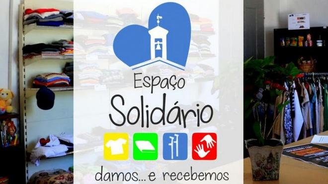Espaço Solidário em Alvito