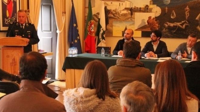 Vidigueira: reunião do Conselho Municipal de Segurança