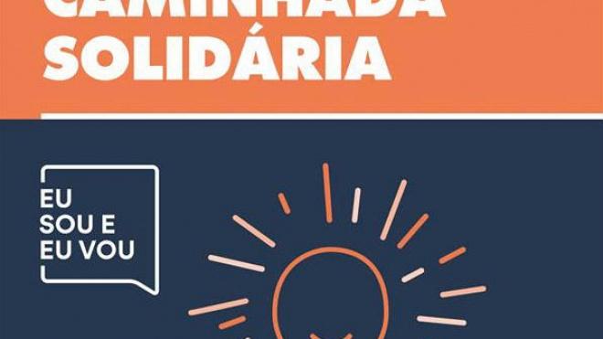 Caminhada solidária em Vidigueira